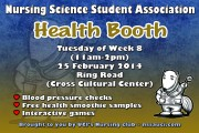 NSSA Health Fair 2014